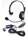 Andrea 181 VM USB Headset