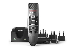 Philips SMP4010 SpeechMike Premium Air Wireless Microphone – Supon Voice