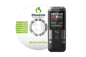 Philips DVT2700 With Dragon Speech Recognition Software – Supon Voice