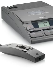 Philips LFH 725:20 Dictation Kit - Mini-cassette Transcriber