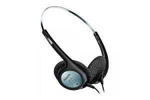 Philips LFH2236 3.5mm Headphones – Supon Voice