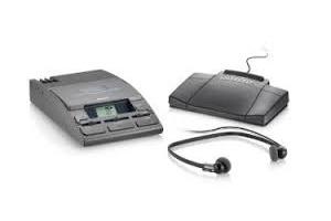 Philips LFH720 Mini-Cassette Transcriber – Supon Voice