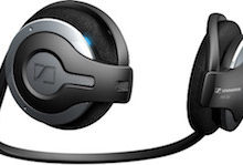 SENNHEISER MM 100 BLUETOOTH STEREO HEADSET WITH INVISIBLE MIC - Supon Voice