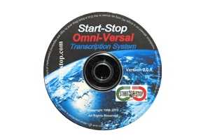 StartStop Omni-Versal Transcription Software – Supon Voice