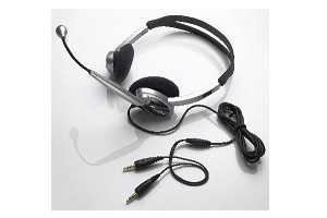 VEC HP-3 Speech Recognition Headset PC Connection – Supon Voice