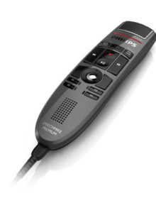Philips-LFH-3500-Push-button-SpeechMike-premium 0