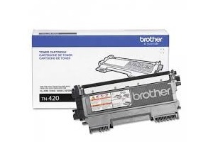 Brother TN-420 Black Toner Cartridge – Supon Voice