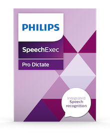 Philips Speechexec pse 4400 with Dragon Speech Recognition