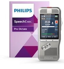 Philips pse8000 digital recorder with Dragon Speech Recognition