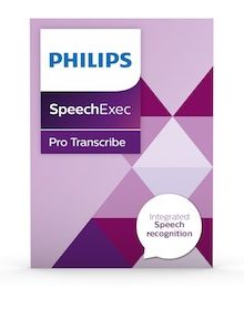 Philips speechexec transcribe pse 4500 with Dragon Speech Recognition