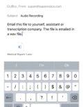 iPhone app 5th screen