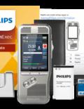 Philips DPM 8000 Digital Recorder Kit