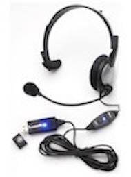 Andrea USB Headset