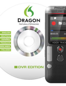 PHILIPS DVT2700 WITH DRAGON SPEECH RECOGNITION