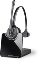 PLANTRONICS CS510 MONAURAL WIRELESS HEADSET SYSTEM BASIC BUNDLE - Supon Voice