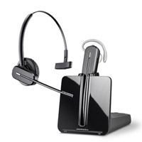 PLANTRONICS CS540 WIRELESS HEADSET W: BASE