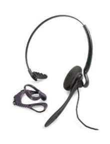 PLANTRONICS DUOSET H141N CONVERTIBLE HEADSET WITH N-C - Supon Voice