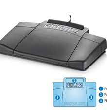 Philips 720 Transcriber foot pedal 2210