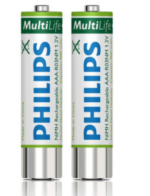 Philips 9154 Rechargeable batteries