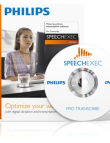 Philips LFH4500 SpeechExec Pro Transcribe