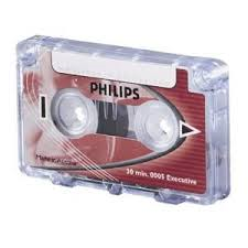 Philips Mini-Cassette 0005