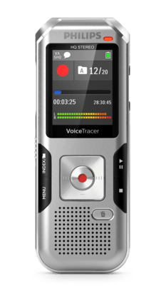 Philips dvt4010 Voice Tracer