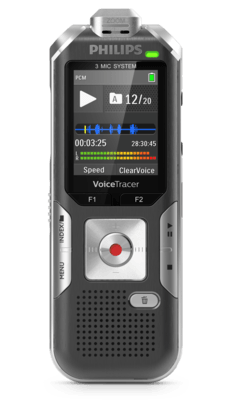 Philips dvt6010 Voice Tracer