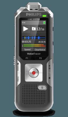 Philips dvt6010 Voice Tracer