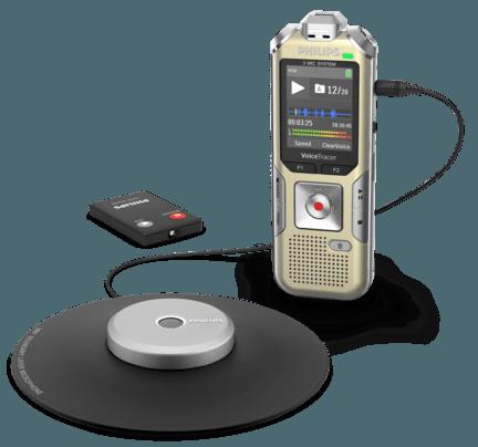 Philips dvt8010 VOice Tracer