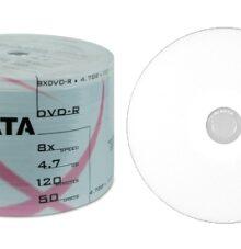 RIDATA DVD-R INKJET WHITE HUB PRINTABLE 50 PER SPINDLE  - Supon Voice