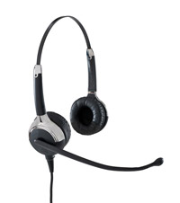 VXI UC PROSET 21V BINAURAL HEADSET WITH NOISE-CANCELLING MIC - Supon Voice