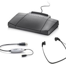 philips 5220 Transcription Kit