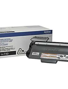 BROTHER TN-750 HI-YIELD BLACK TONER