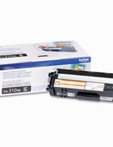BROTHER TN310BK LASER CARTRIDGE BLACK