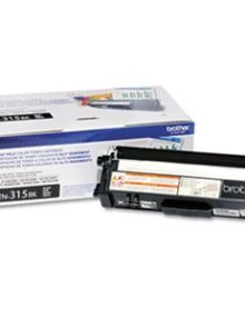 BROTHER TN315BK HI-YIELD LASER CARTRIDGE 6K BLACK