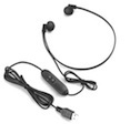 Spectra USB PC Headset with Volume Control Final