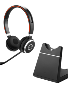 Jabra EVOLVE 65 With Charging Stand