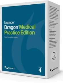 Dragon Medical Practice Edition 4, Toronto, Canada, Speech Software
