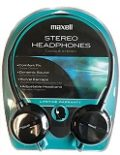 Maxell Stereo Headphones HP-200