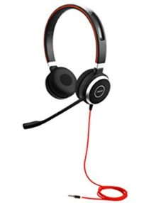 Jabra EVOLVE 40 Stereo HS 3.5mm Headset
