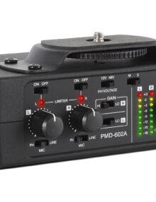 Marantz Professional PMD-602A Side