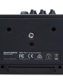 Marantz Professional PMD-706 Recorder bottom