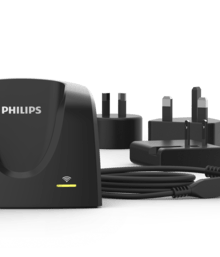 Philips SpeechMike Premium Air Docking Station ACC4000 Accessories
