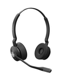 Jabra Engage 65 Stereo Headset - Stereo - Wireless - DECT Headset