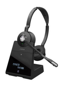 Jabra Engage 75 Stereo Headset - Stereo - Wireless - Bluetooth DECT