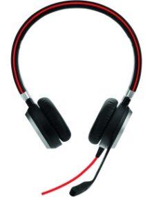 Jabra Evolve 40 Microsoft Lync Stereo - Stereo - USB - 6399-823-109
