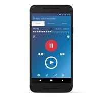 Philips Voice recorder app