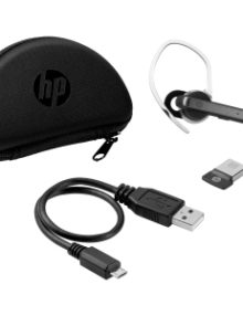 HP UC Wireless Headset (W3K08UT)