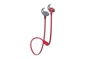 ifogz free rein active wireless earbuds stereo red – Supon Voice