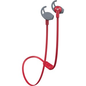 ifrogz Free Rein Active Wireless Earbuds – Stereo – Red